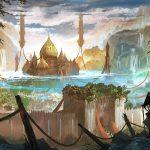 Sand Kingdoms Illustration