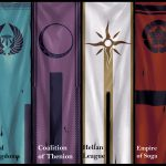 Banners of all factions